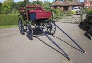 Original Wagonette c. 1920's