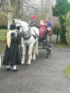 Farmleigh carriage rides 2018